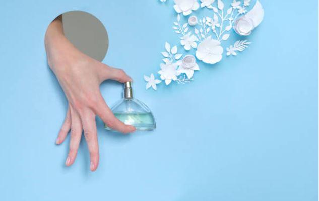 perfumes olor a limpio