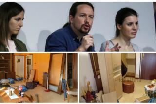 La dueña de la vivienda puesta en la diana por Podemos le 'pasa factura' a Iglesias, Montero y Belarra con unas espeluznantes imágenes