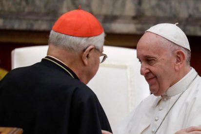 El cargo de decano del colegio cardenalicio deja de ser vitalicio