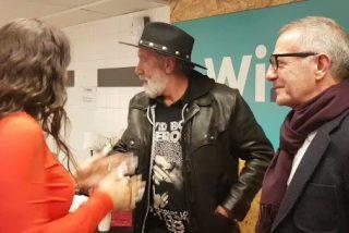 Así fue la comentada reacción de Rosalía al encontrarse con el ministro de Cultura: hay división de opiniones