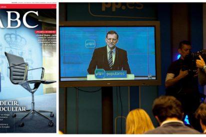 """Sánchez, se te ha caído esto: """"Señor Rajoy, ¿sabe cómo le llaman coloquialmente?... el del plasma"""""""