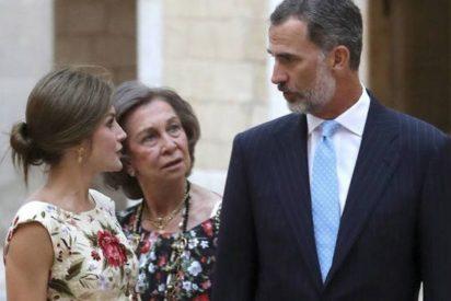 Casa Real ardiendo: Gritos en público del Rey Felipe y la Reina Sofía a Doña Letizia por su comportamiento
