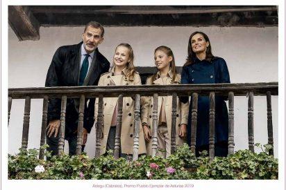 Chritsmas Familia Real © Casa S.M. El Rey