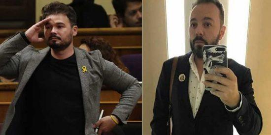 Rufián y Maestre enmudecen cuando se enteran que el atacante al centro de MENAS de Hortaleza es magrebí tras haber culpado primero a VOX