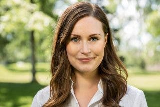 Sanna Marin, de 34 años, ya es la primera ministra de Finlandia
