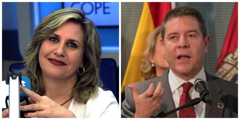 López Schlichting sopapea a García-Page por jugar solo de boquilla cuando protesta por el pacto de Sánchez con ERC