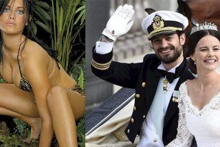 De stripper a princesa, Sofía de Suecia