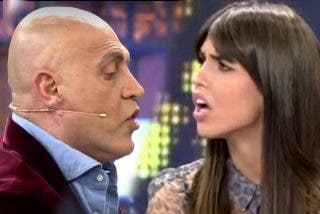 """'Viva la vida': Kiko Matamoros se pone chulito con Sofía Suescun y ella le responde: """"A mí amenazas ninguna"""""""