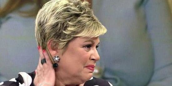 Escándalo: Terelu Campos se reconcilia con Telecinco y cuenta, llorando, detalles del acoso que sufrió