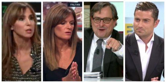 El Burladero / Vota en Twitter por el tertuliano más 'progre' de derechas 2019