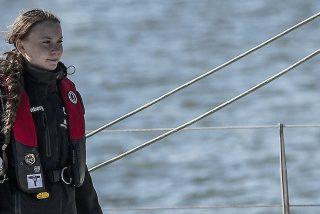 Pánico en Moncloa: Greta Thunberg planea arruinar mundialmente a Pedro Sánchez a costa del Falcon