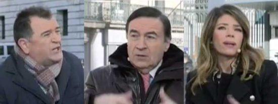 """Tertsch saca la guadaña contra otra """"despreciable"""" muestra de """"propaganda sanchista"""" de Fortes y sus tertulianos en TVE"""