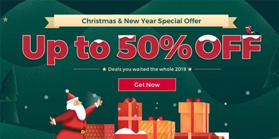 Wondershare lanza atractivos descuentos navideños en Dr.Fone - Toolkit con hasta un 50% de descuento