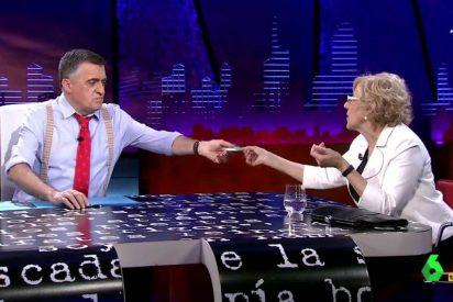 laSexta: Wyoming 'abandona' 'El Intermedio' y se va con Carmena a darle caña a Almeida y al PP