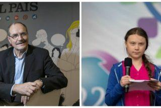 El feminismo sectario se le va de las manos a El País: se disculpa por una pieza sobre los insultos contra Greta Thunberg y por poner en el disparadero a los hombres españoles