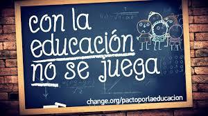 """Javier Cabrerizo Daniel: """"Sesgoen la educación pública"""""""