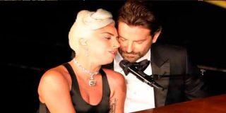 Pillan a Lady Gaga con Bradley Cooper