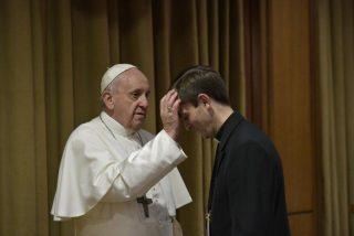 Francisco a los curas: 'El dolor de tantas víctimas no puede ser en vano'