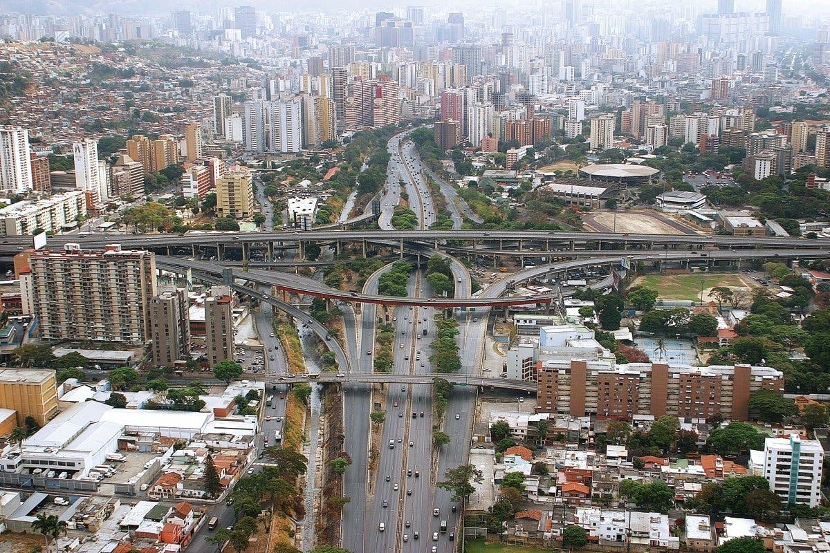 Venezuela un país 'zombie': Las fotos de la destrucción del patrimonio arquitectónico