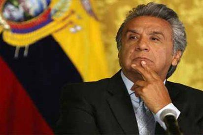 El machista comentario del presidente Lenín Moreno que enloquece a las 'feminazis'