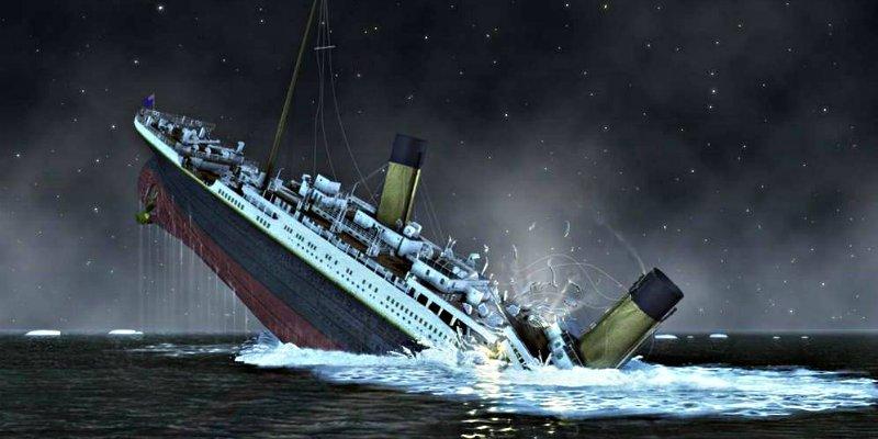 """¿Sabías que los tripulantes del Titanic sufrieron un """"ERE ilegal"""" el mismo día del naufragio?"""