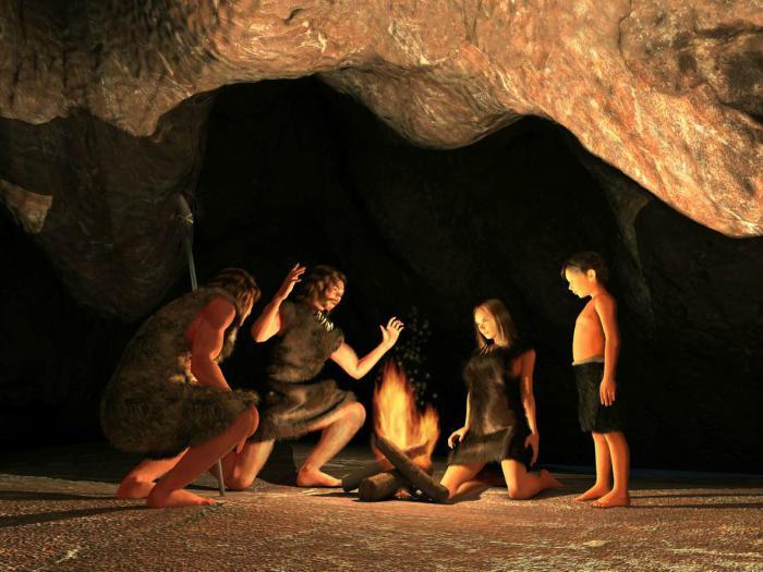 hacer fuego en la Prehistoria