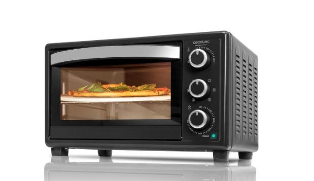 Cecotec horno de convección de sobremesa Bake&Toast 570