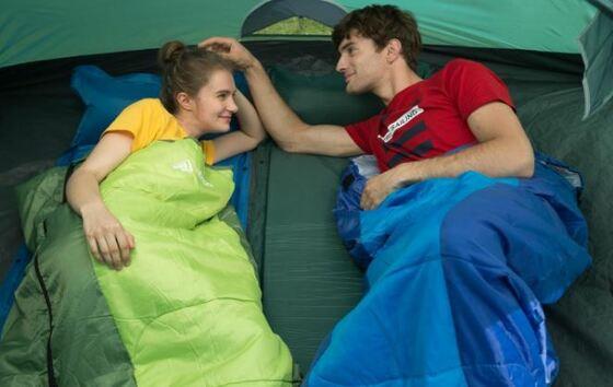 Sacos de dormir de camping