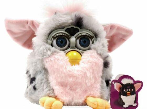 mascotas interactivas Furby