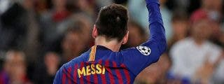 Las románticas fotos de Lionel Messi junto a Antonela Roccuzzo