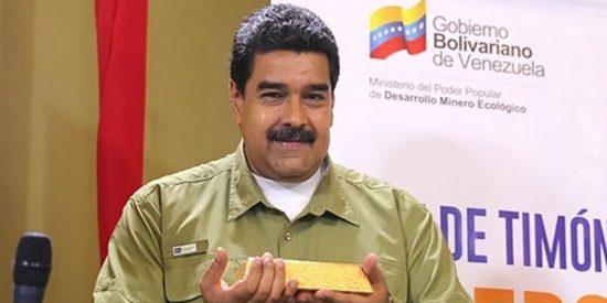 Maduro insiste en 'expropiar' la reserva de oro venezolano en Reino Unido