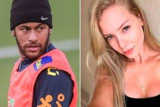 Neymar: la modelo que lo acusó de violador, ahora le involucra con una red de prostitución VIP