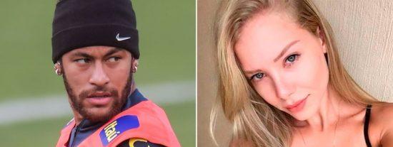 Najila Trindade sigue viviendo un calvario a dos meses de acusar a Neymar de violación