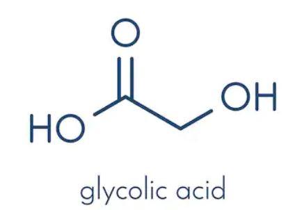 ácido glicólico