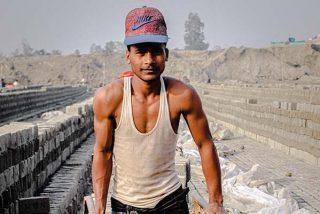 Foto destacada del día: Trabajador de Dacca, Bangladesh