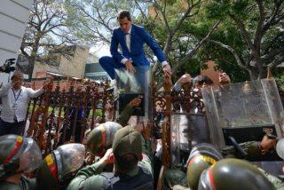 Oficial: La UE rechaza el golpe de Estado chavista y exigen a Borrell sanciones inmediatas