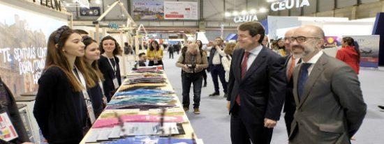 Mañueco apuesta por el Turismo como una fórmula contra la despoblación