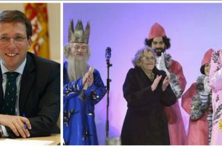 """El alcalde Almeida se burla de Carmena: """"Este año los Reyes Magos no irán vestidos con cortinas de baño"""""""