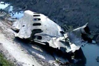 Irán: terrible accidente de avión deja al menos 176 muertos