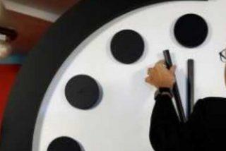 El 'reloj del Apocalipsis': 20 segundos más cerca del fin del mundo