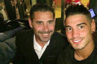 'El Chiringuito' ficha al hijo de Fernando Hierro para el año de la Eurocopa
