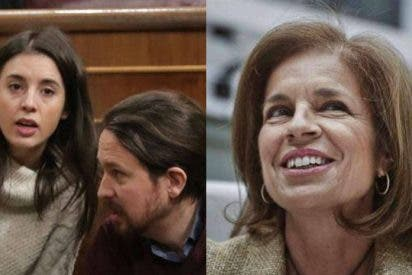 Pablo Iglesias justifica que Irene Montero sea ministra y él vicepresidente, recordando que Ferreras y Ana Pastor copan LaSextaTV