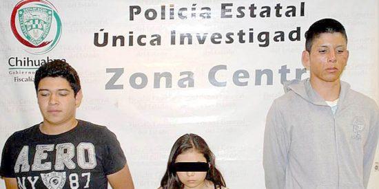 Una adolescente psicópata torturó, inyectó veneno de ratas y quemó a sus padres