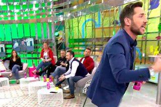 """Antonio David Flores salta en 'Sálvame' como si estuviera 'poseído': """"Estoy harto de los pelotas de las Campos"""""""