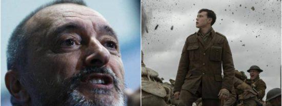 "Pérez-Reverte pega un 'balazo' a un troll de Twitter que le acusa de ""gustarle la guerra"""