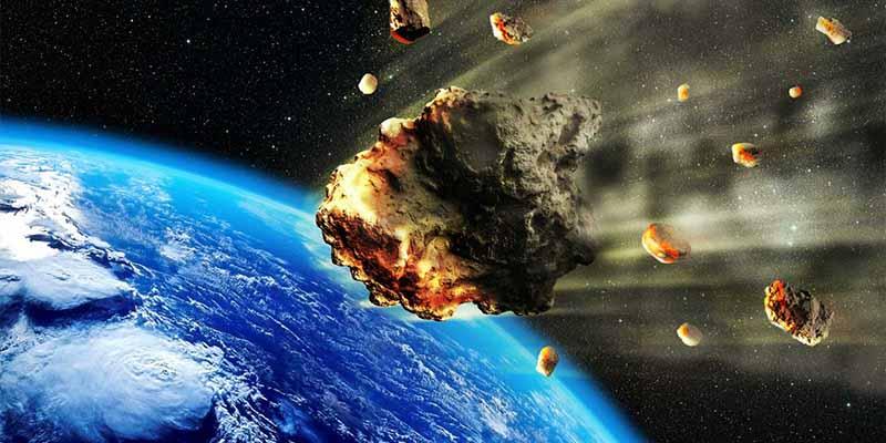 Un asteroide recién descubierto rozará la Tierra