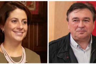 """La alcaldesa de Teruel desenmascara a Tomás Guitarte: """"Vive en Valencia y solo se ha empadronado aquí por interés político"""""""