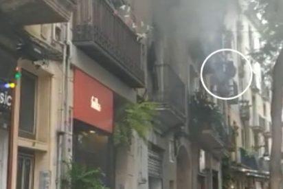 Barcelona: un solo hombre creó una avalancha de crímenes en solo horas