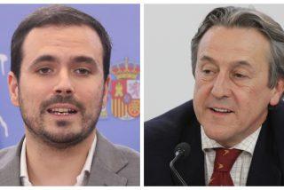 Hermann Tertsch avisa a los españoles de la que se nos avecina con Alberto Garzón rescatando una espeluzante foto del futuro ministro de Sánchez