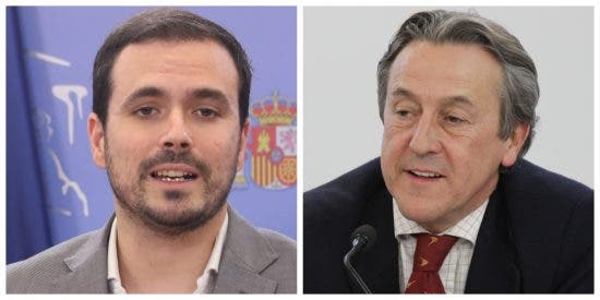 Tertsch avisa de lo que se nos viene encima con Alberto Garzón, rescatando una espeluzante foto del futuro ministro de Sánchez